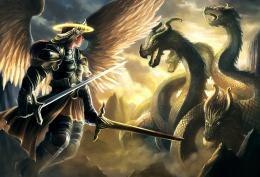Angel Warrior Computer Wallpapers, Desktop Backgrounds | 1280x875 | ID 1805