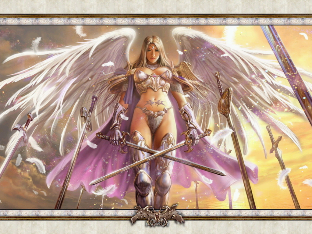 Warrior angelFantasy Wallpaper19272822Fanpop 1129