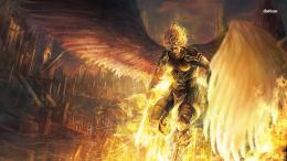 FantasyAngel Warrior Angel Wallpaper 1519