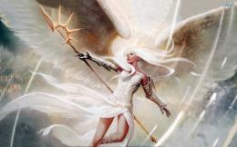 Warrior angel wallpaperFantasy wallpapers#13270 1355