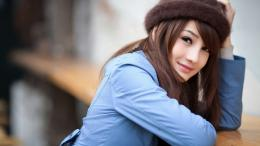 Download Cute asian girl wallpaper in People wallpapers with all 1483