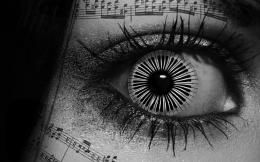 Attractive eyes art design stock images 1440x900 free download 1142