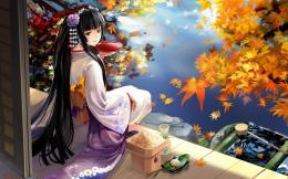 Beautiful Anime Girl Wallpaper 3 135