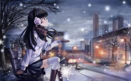 Beautiful girl‿Kawaii Anime Wallpaper34625055 1078