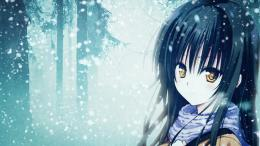 Beautiful Anime Girl | Windows 8 Wallpaper HD 1295