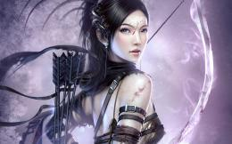 25+ Beautiful Fantasy Girl Wallpapers Free For Your Desktop 506