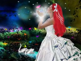 The most beautiful fantasy girl | HD Wallpapers Rocks 1210