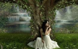 beautiful fantasy girl wallpaper Click on the Image for Larger View 121