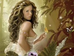 Beautiful Angels & Fantasy Girls Wallpapers 1219
