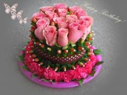 Birthday Cake Whishies Happy Nature Flowers hd wallpaper #1442819 1084