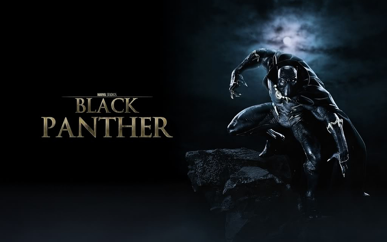 Black Panther Computer Wallpapers, Desktop Backgrounds | 1280x800 | ID 1373