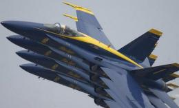 Blue Angel F18 Hornet 6 616