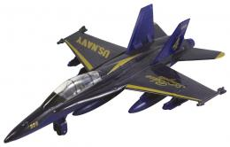 "18 Blue Angel Jet 6 5"" by Toysmith 4861E 