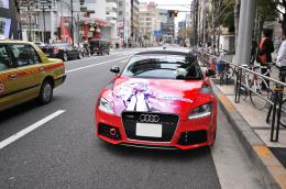 itasha cars anime Car Pictures 414