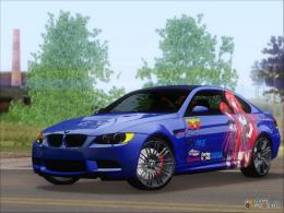 BMW M3 E92 2008 Rias Gremory ItashaHQfor GTA San Andreas right 858