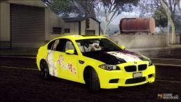 BMW M5Sakurasou no Pet na Kanojo Itasha for GTA San Andreas 958