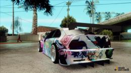 bmw m3 e46 gtr with interesting began airbrushing itasha style at auto 426