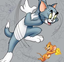 Tom and Jerry Cartoon, Tom and Jerry8 284