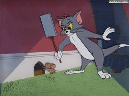 Tom and jerry cartoon 1636