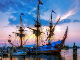 Similar wallpapers for Parked sailing ship 793