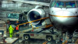 loading luggage in the rain hdr wallpaperForWallpaper com 860