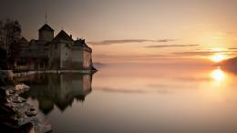 Chillon Castle, Switzerland HD Wallpaper 1920x1080 474