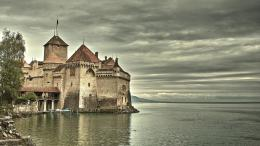 Download Chillon Castle, Switzerland wallpaper 204