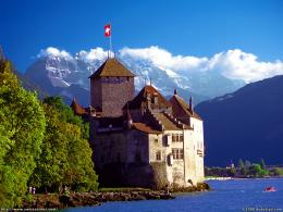 Chillon WallpaperSwissCornerBest Informations about Switzerland 1496