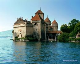 this wallpaper the castle of chillon wallpaper reference chillon 975