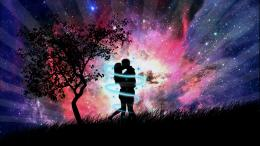 Love Couple In The NightLove Wallpapers 1268