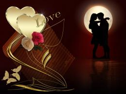 Valentine Couple Love Wallpaper 2012 FREE HD 1566