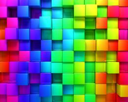 background of the bright three dimensional cubesThis is background 689