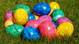 Easter Eggs In Grass | 1366 x 768 | Download | Close 1178
