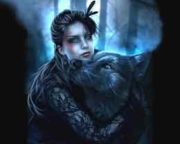 the wolf lover fantasy wallpaper be a part of the wolf tribe and find 1184