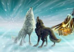 wolf wallpapers desktop cool anime wolf pics desktop hd anime wolf 1120