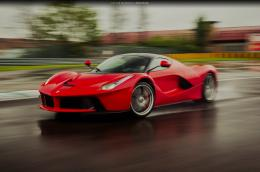 2014 ferrari laferrari front motion track jpg Car Pictures 1463