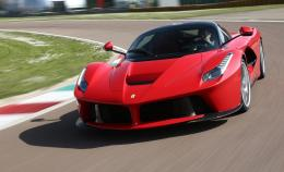 2014 Ferrari LaFerrari photo 379
