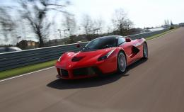 2014 Ferrari LaFerrari photo 289