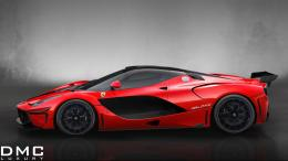 2014 DMC Ferrari LaFerrari FXXR 2 Wallpaper | HD Car Wallpapers 1261