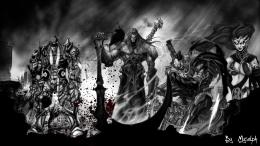 Images ForDarksiders The Four Horsemen Wallpaper 739