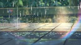 Makoto Shinkai\'s new works: The Garden of Words wallpapers 163 1194