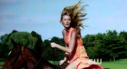 Horse riding SSerena Van Der Woodsen Fan Art12074482Fanpop 567