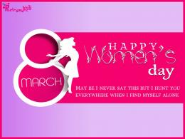 Happy International Women\'s Day 8 March Wishes and Greetings sms 1812