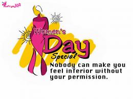 Happy International Women's Day Quotes with Card Images for Wishes 8 1793