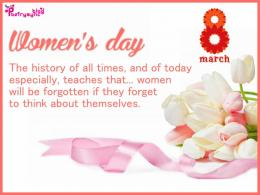 Happy International Women's Day 2014 Wishes Messages with Greeting 1522