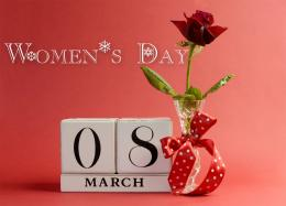 Happy International Women's Day ! March 8, 2016 1065