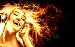 Fire in Music Wallpapers, Fire in Music Backgrounds, Fire in Music 1065