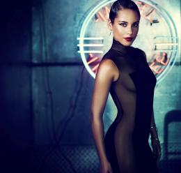 Alicia Keys\'Girl On Fire\' Hot New Promo Pic | Just FAB Celebs 894