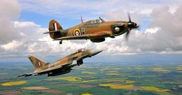 Battle of Britain flight 736