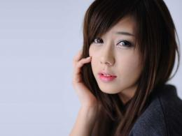 Cute Korean Girl Wallpapers | Sky HD Wallpaper 855